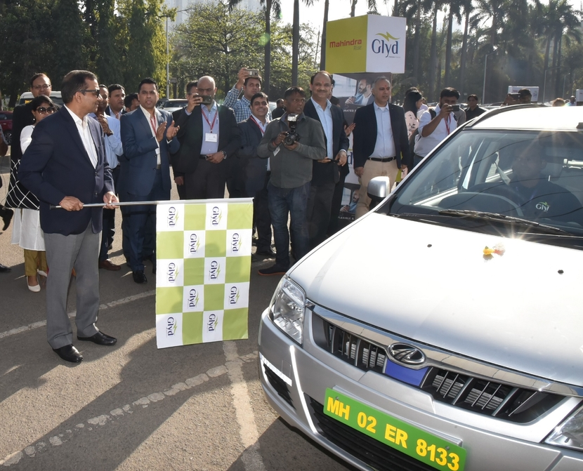 E-Mobility, Glyd, Mahindra, Vodafone, Automotive, News