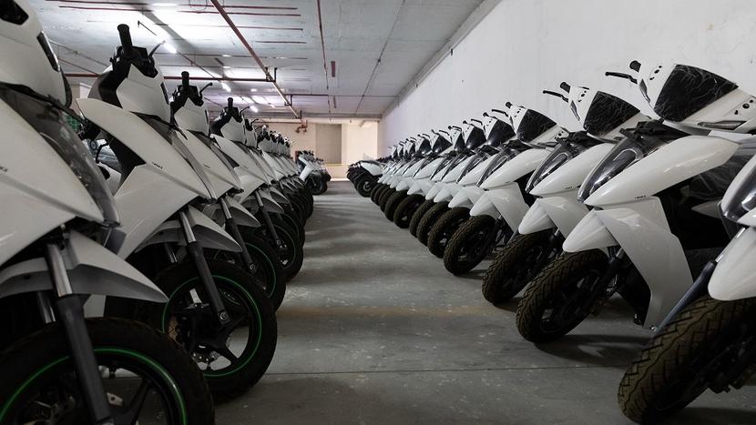 Hero MotoCorp, Ather Energy, Chennai, Bengaluru, Electric twowheelers, FAME II