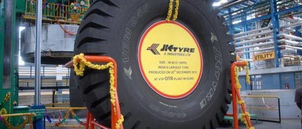 Jk Tyre & Industries, Raghupati Singhania, Treel sensors, Tyre pressure, Treel Mobility Solutions, Fleet owners, Tyre pressure monitoring systems