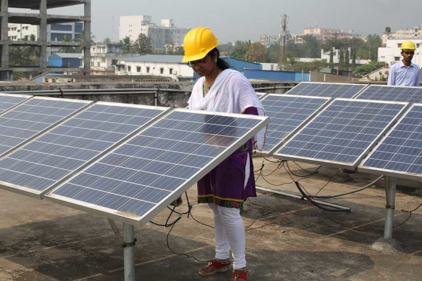 National Institute of Solar Energy, United Nations Industrial Development Organisation, UNIDO, NISE, MNRE, Concentrated Solar Thermal Energy Technologies, Skill development, Training, Solar energy