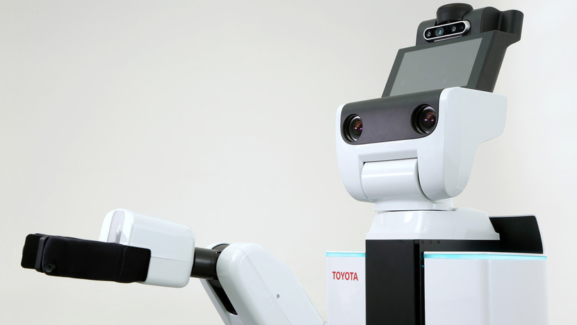 Toyota, AI, Robots, Japan, Preferred Networks Inc, Service robots, Driverless vehicles, Ride-hailing, Automated driving, Human Support Robot, HSR, Artificial Intelligence