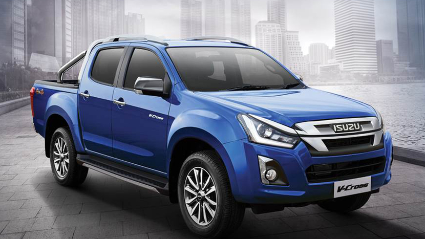 Truck manufacturer, Truck, Isuzu Motors India, V-Cross variant, Z-Prestige, Delhi, DDi engine, Brake-Override System, Isuzu, DDi engine