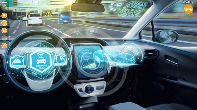 Automotive component manufacturer, Bosch, MPC3 camera, Artificial Intelligence, Autonomous vehicles, Driver assistance systems, Emergency braking, Road-sign recognition, Optical character recognition, Optical character