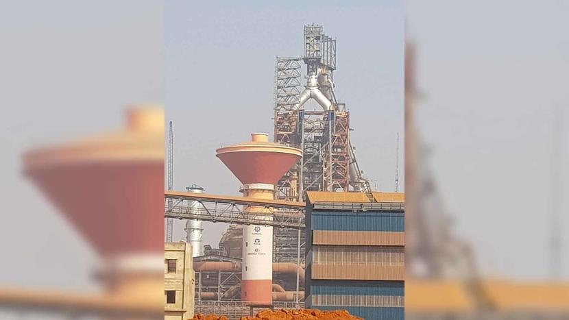 BHEL, NMDC, Steel plant, Nagarnar, Chhattisgarh, EPC, Bastar, Bengaluru, Crushing, Conveyor