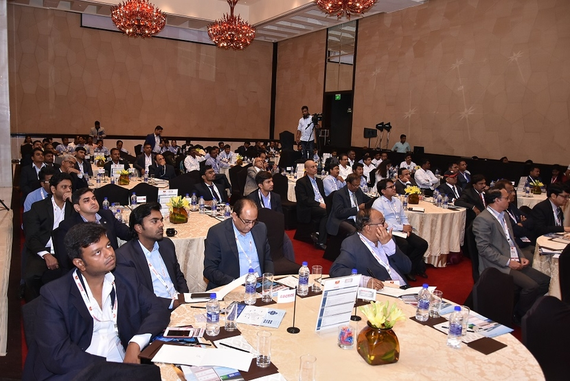 The day long affair saw a full house as our guests turned up not only to know the winners for the evening, but also gain insights.