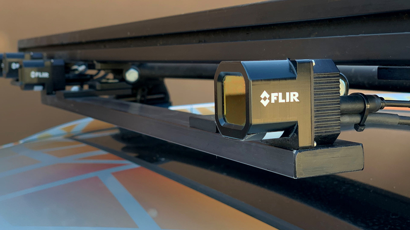 FLIR Systems, Veoneer, Autonomous vehicle, Boson, Veoneer system, Thermal sensing cameras, Industrial Business Unit