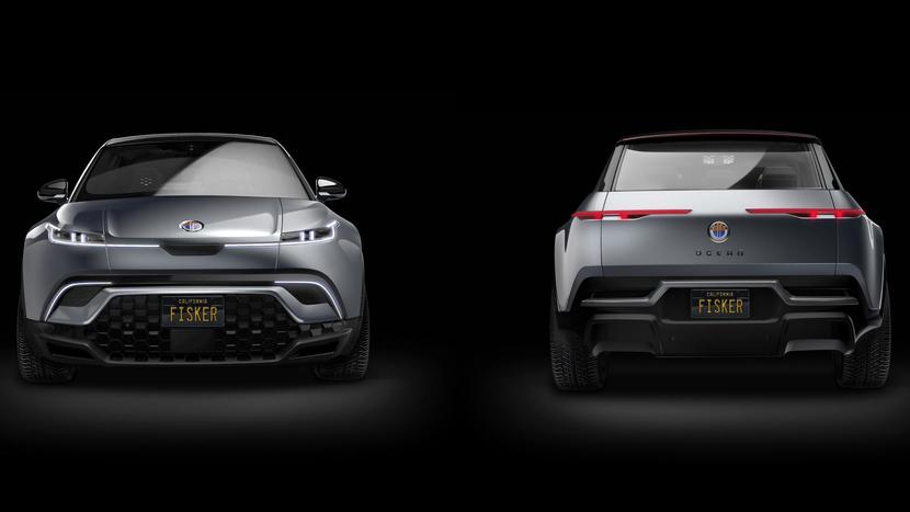 Fisker, Most desirable electric vehicles, All-electric luxury sports utility vehicle, Fisker Ocean, Henrik Fisker, #ReinventTheSUV