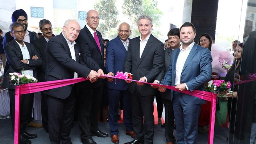 T-Systems ICT India, T-Systems International, Dr. Jürgen Morhard, Adel Al-Saleh, Laszlo Posset, Big Data, Machine learning, Robotics, Automation, Internet of Things