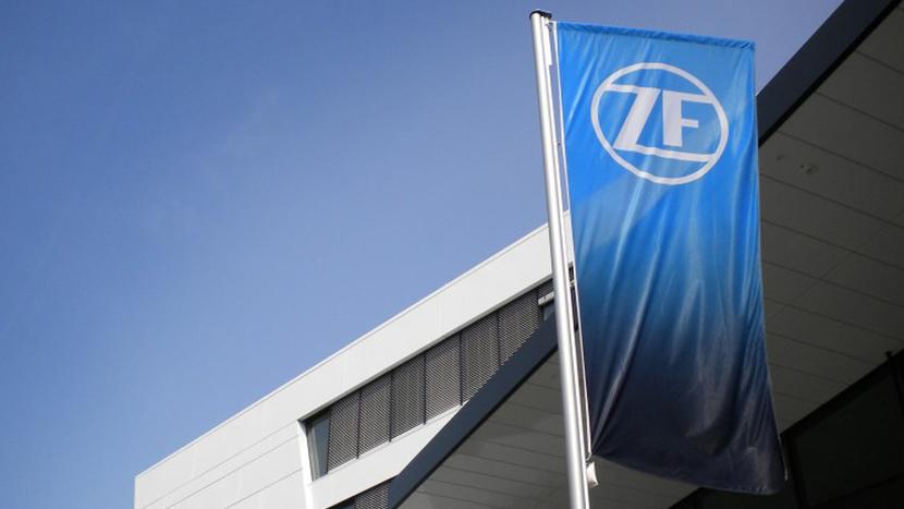 ZF Group, Cognata, OptimalPlus, Vision Zero, Zero accidents and zero emissions, Plant operations management, ADAS validation operations, Dr. Dirk Walliser