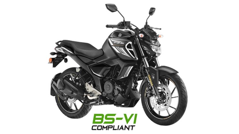 India Yamaha Motor, BS VI variants, FZ-FI, FZ-SFI, Motofumi Shitara