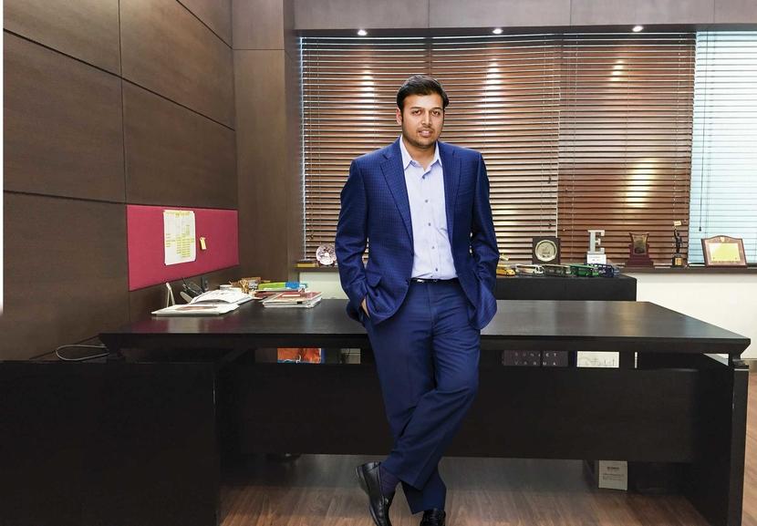 Nishant Arya, executive director, JBM Group.
