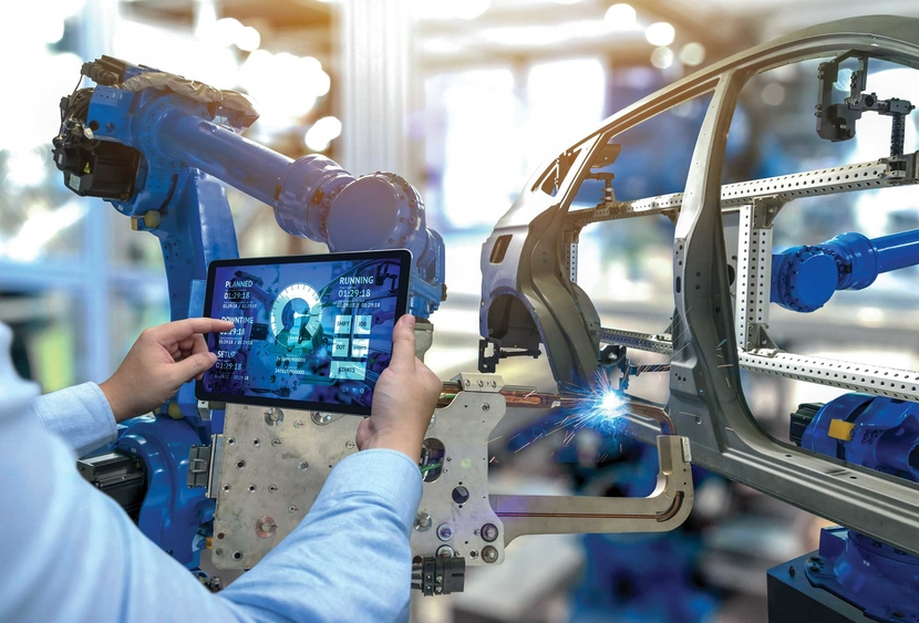 Automotive, Automation, B&R Automation, Omron Automation, Capgemini, PPAP Automation, Data Analytics, Industry 4.0, National Capital Goods Policy 2016, Factories of Future