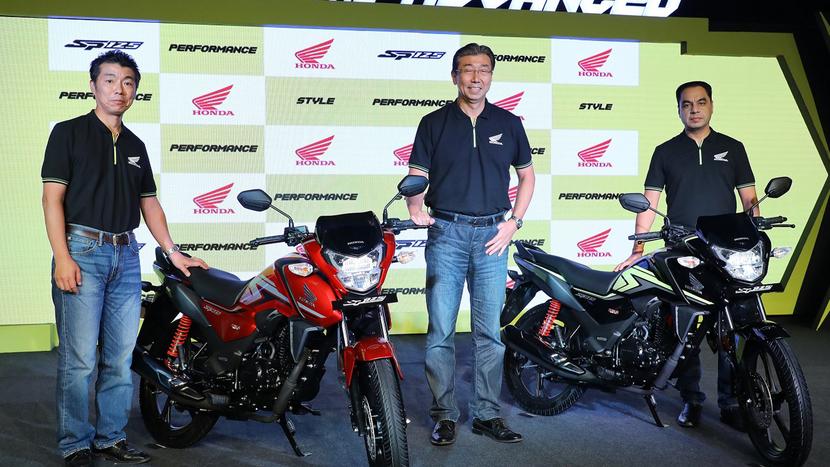 Honda Motorcycle & Scooter India, SP 125 BSVI, Activa 125 BSVI, Yadvinder Singh Guleria, Power of Silence