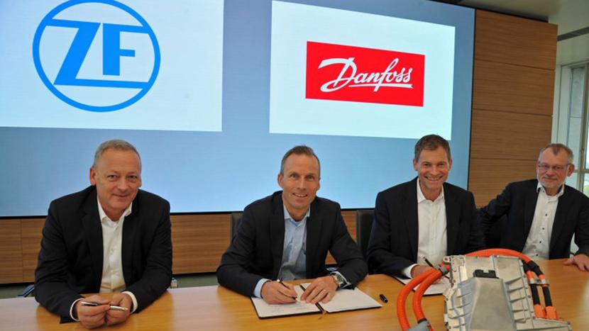 Kim Fausing, Danfoss Group, Electromobility solutions, ZF Friedrichshafen, Jörg Grotendorst