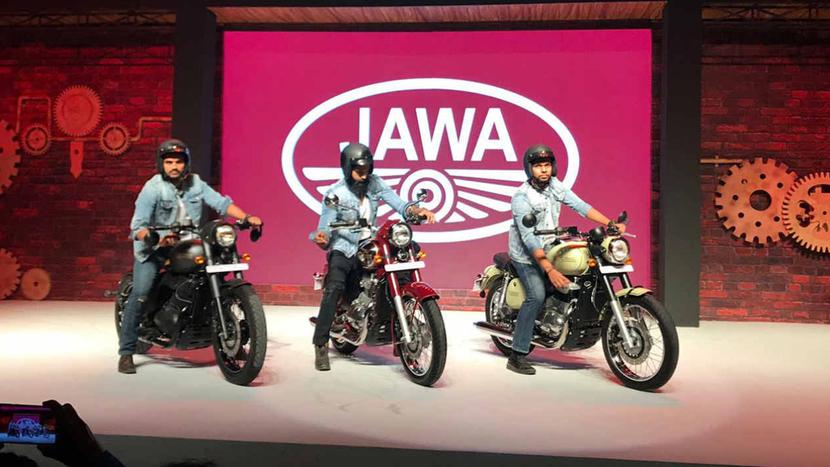 Jawa, Perak bobber, BS VI compliant, Anand Mahindra, Boman Irani, Anupam Thareja