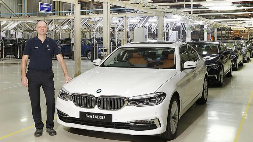 BMW India, BS VI compliant, BMW Group Plant Chennai, Rudratej Singh