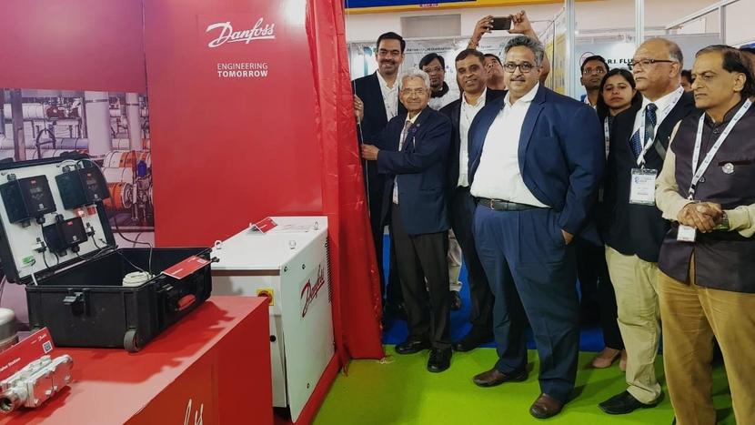Danfoss Industries, RefCold India, Arvind Surange, Ravichandran Purushothaman, Carlsten Dahlgaard, Cold chain