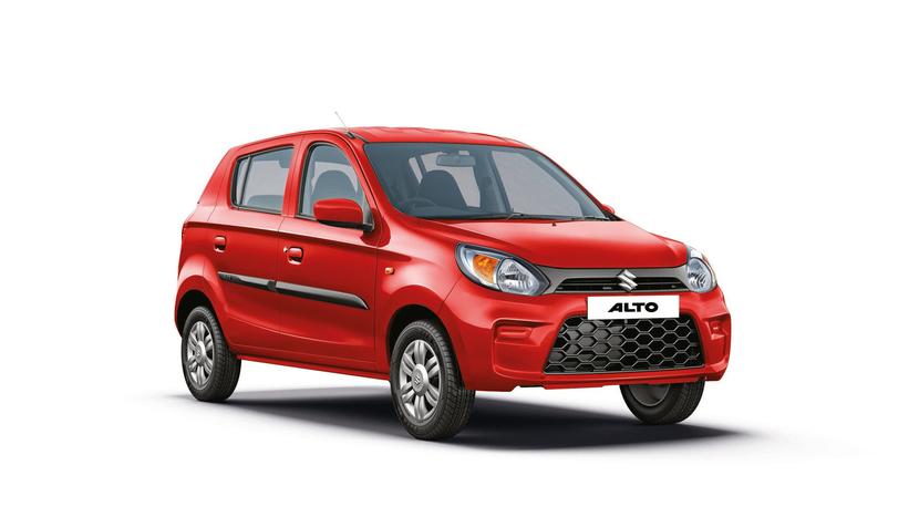 Maruti Suzuki India, Maruti Suzuki Alto, Shashank Srivastava, Maruti Suzuki, Alto customers, Driver Air Bag, Electronic Brake Force Distribution System, EBD, Seat Belt Reminder, Speed Alert System, Alto India, High fuel efficiency