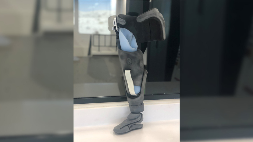 Jumbo Group, Mobilis Medical, Modern Bionic Limb Solutions, Smart factory, Jebel Ali, Latik Gupta, Makram and Sofyen Tebbi, 3D printed device technology
