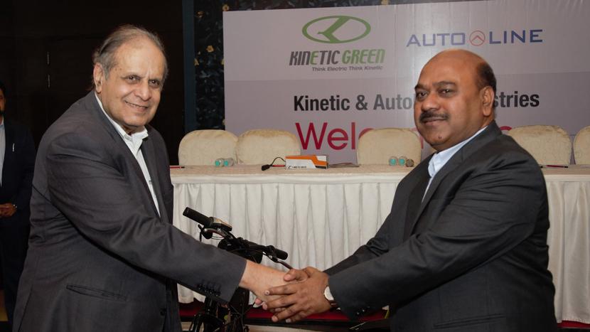 Kinetic Green Energy, Pune, Electric vehicle, Autoline Industries, Electric-bicycles, Green mobility, Arun Firodia, Kinetic Luna, Kinetic Honda