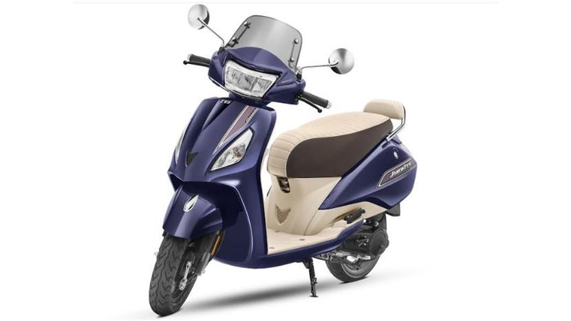 TVS Motor Company, TVS Jupiter, Ecothrust Fuel injection, Aniruddha Haldar