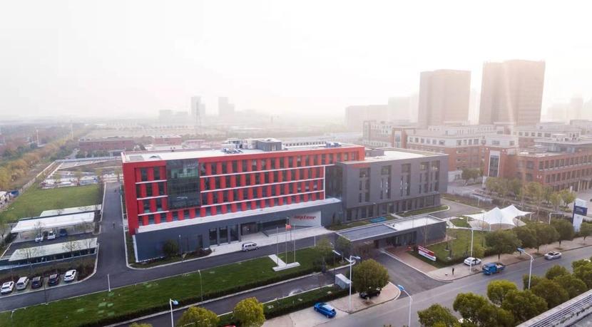Nexteer Automotive, Suzhou Industrial Park, China, Robin Milavec, Guibin Zhao