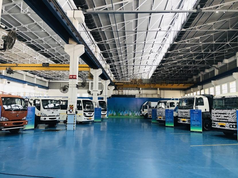 Ashok Leyland, Vipin Sondhi, Gopal Mahadevan, BS-VI trucks, The BS-VI emission regulations, MHCV Industry