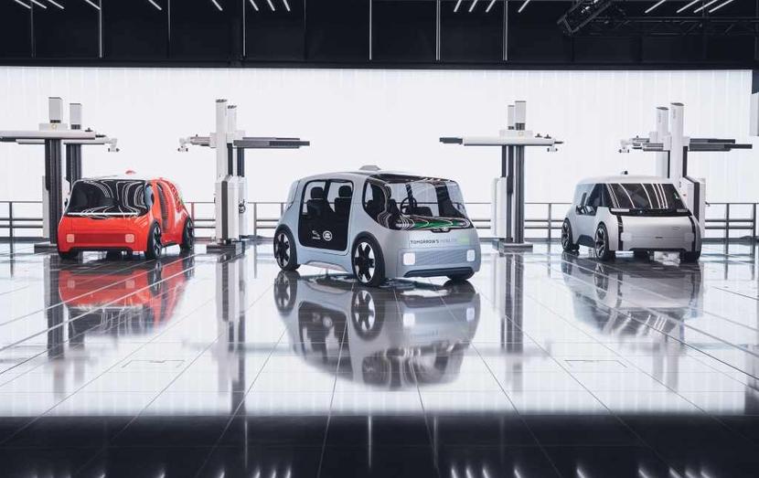 Jaguar Land Rover, Concept vehicle, Project Vector, Zero emissions, Zero accidents, Zero congestion, Autonomy-ready, Autonomous vehicles, National Automotive Innovation Centre, Urbanization, Digitalization