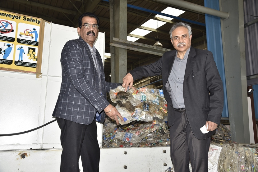 Uflex, Recycle, Post-consumer waste, Project Plastic Fix, Post Consumer Recyclate, PCR line, MLP Film Line, PCPR Line, Producers & Brand Owners, PlasticWaste, Sustainability, Upcycle