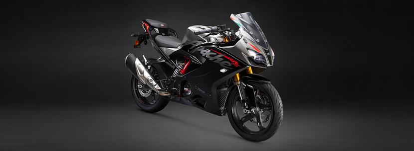 TVS Apache RR310 BS-VI 2020 motorcycle