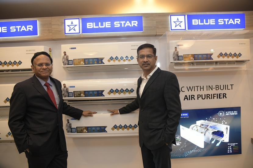 Blue Star, Residential air conditioners, Blue Star air conditioners, Voltage stabiliser
