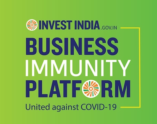 Invest India, Deepak Bagla, Invest India Business Immunity Platform, COVID-19, Video-conferencing, Tele-conferencing, SIDBI, Small Industries Development Bank of India, Coronavirus, Business Immunity Platform
