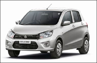 Maruti Suzuki India, Celerio, Mission Green Million, Shashank Srivastava, Auto Gear Shift technology