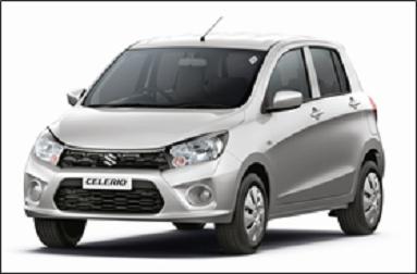 Maruti Suzuki India, Celerio, Mission Green Million, Shashank Srivastava, Auto Gear Shift technology