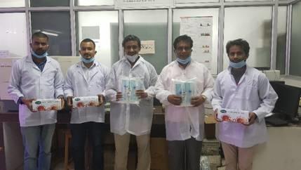 IIT Guwahati, Prof. Parameswar Krishnan Iyer, World Health Organisation, RR Animal Healthcare, Guwahati Medical College and Hospital
