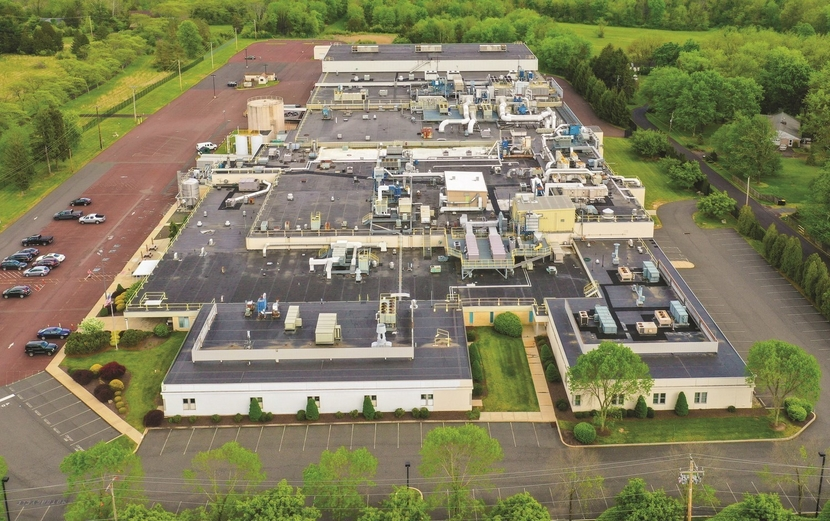 Aerial View of the Facility in Sellersville Pennsylvania PRNewsfotoPiramal Enterprises Limited