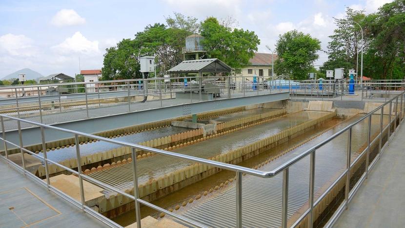 Wabag Bhagalpur Water Plant by VA Tech Wabag