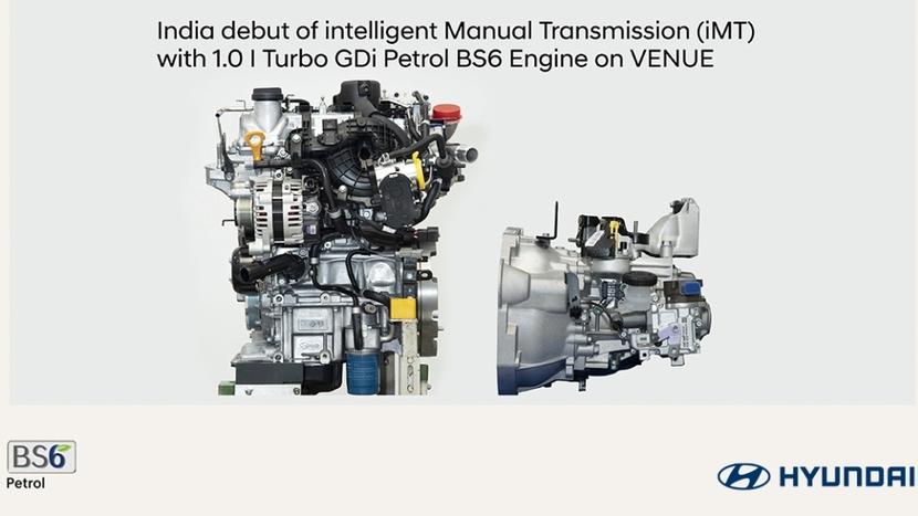 Hyundai Motor India, Intelligent Manual Transmission Technology, SS Kim, Transmission Gear Shift, Concentric Slave Cylinder, Hyundai VENUE