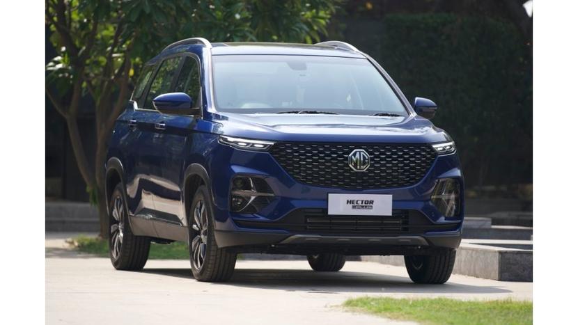 Shield+, MG Motor India, MG HECTOR PLUS, Rajeev Chaba, President and Managing Director