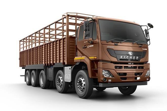 Overdue replacement cycle, Commercial vehicles, Demand for trucks, VE Commercial Vehicles, VECV, Volvo Group, Eicher Motors, Fleet operators, Vinod Aggarwal, BS-VI migration