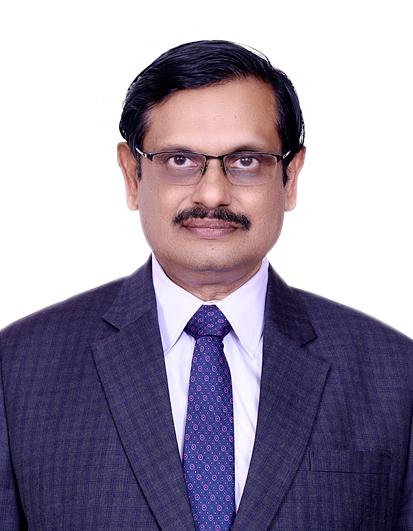MV Raja Sekhar, Bharat Electronics, BEL, Ghaziabad, Director (R&D), Fibre laser technology, Communications systems