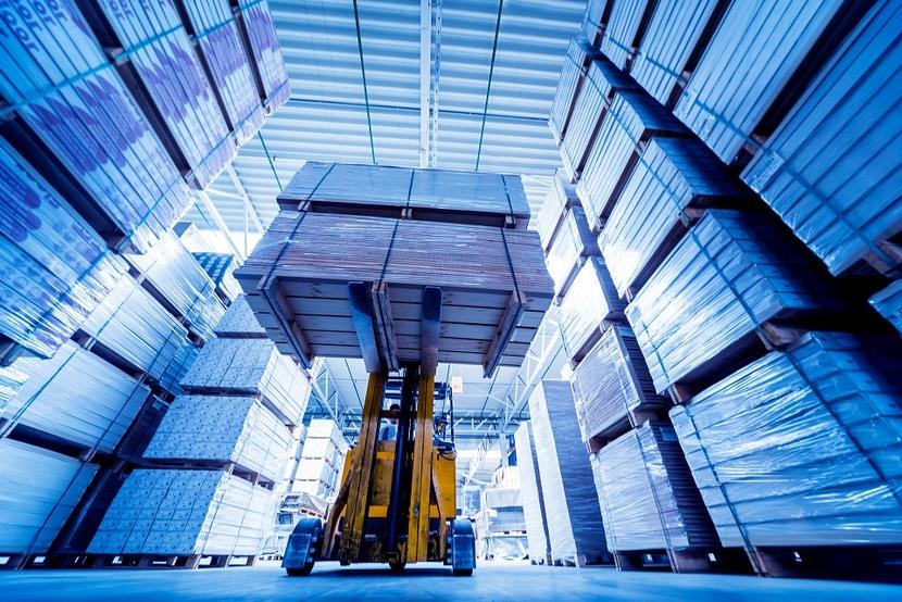 Supply chain, Logistics